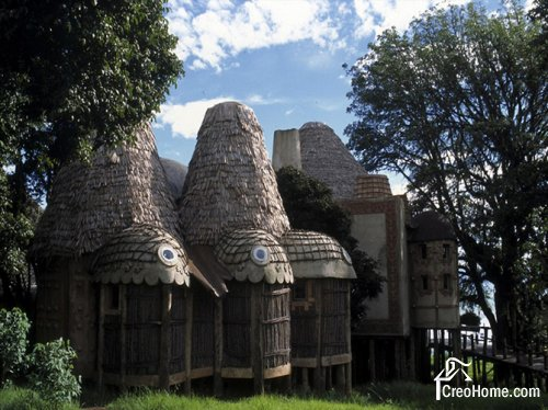 Отель Ngorongoro Crater Lodge